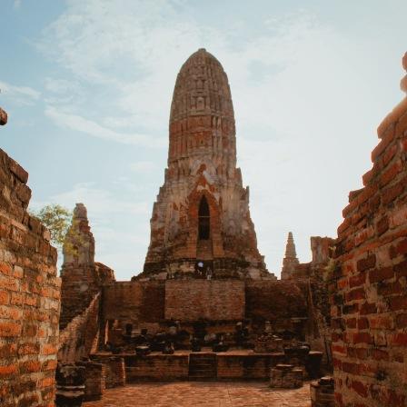 WatPhra Ram, Thailand
